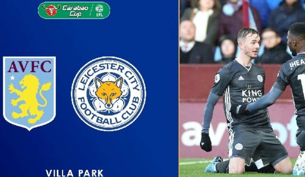 Aston Villa - Leicester City (Canlı Skor)