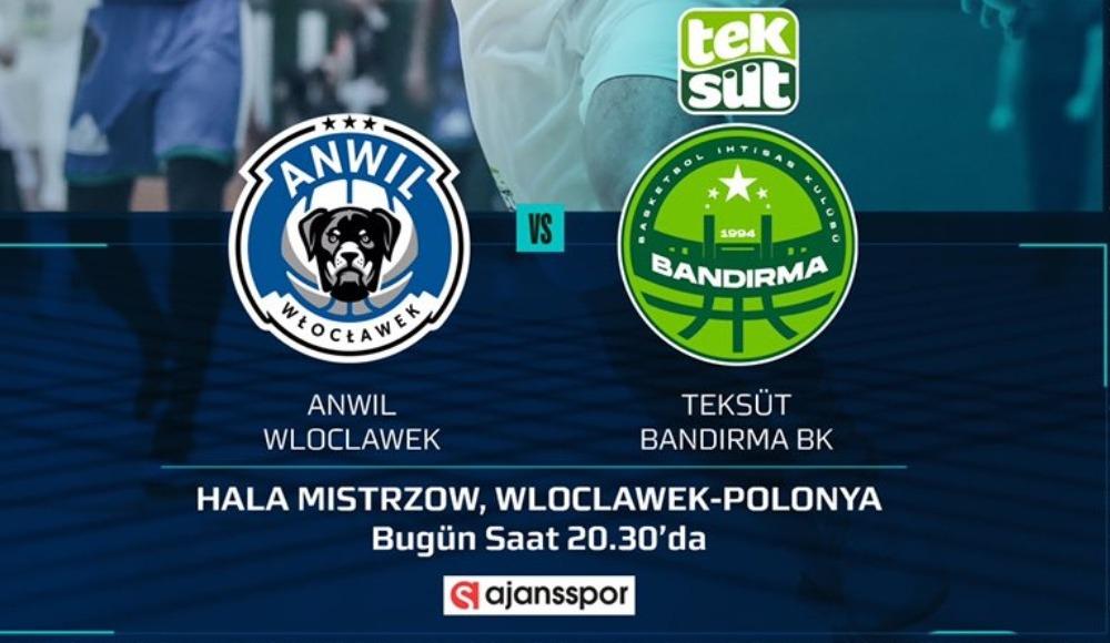 Klub Koszykowki Włocławek - Teksüt Bandırma (Canlı Skor)