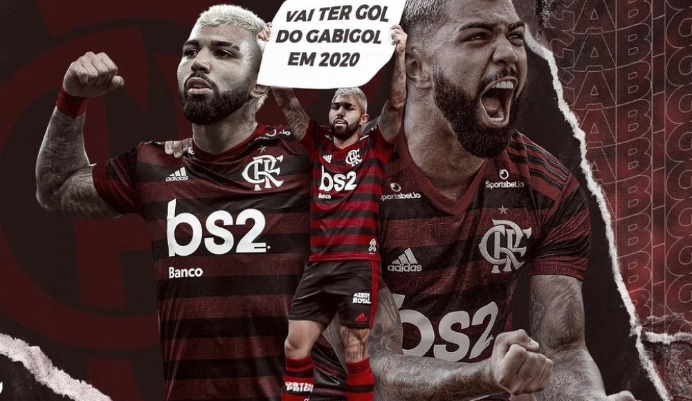 Flamengo, Inter'den Gabriel Barbosa'nın bonservisini aldı