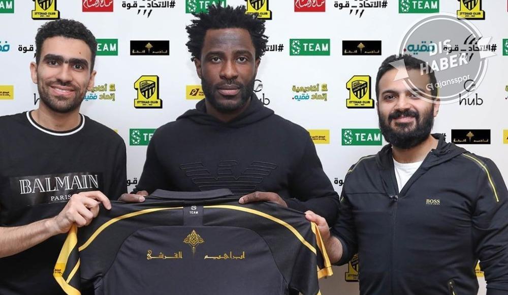 Wilfried Bony, Suudi Arabistan'a transfer oldu