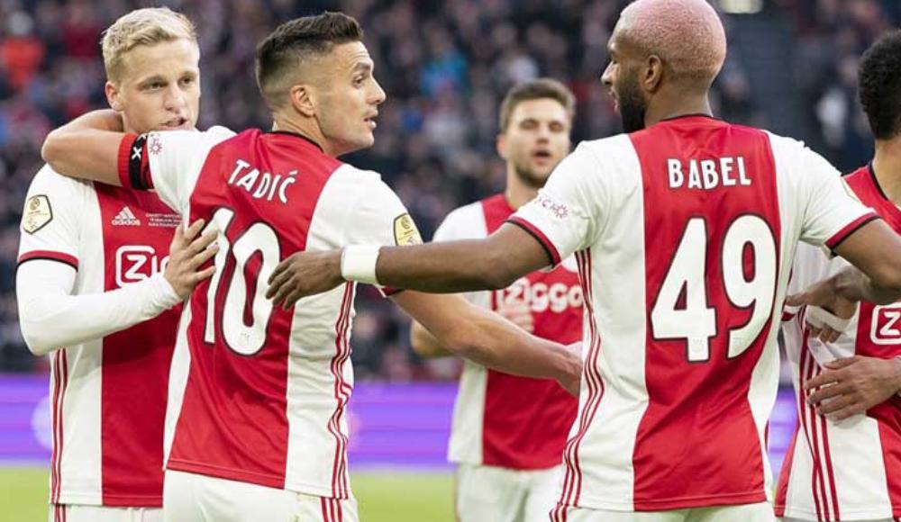 Hatayspor için Ajax modeli!