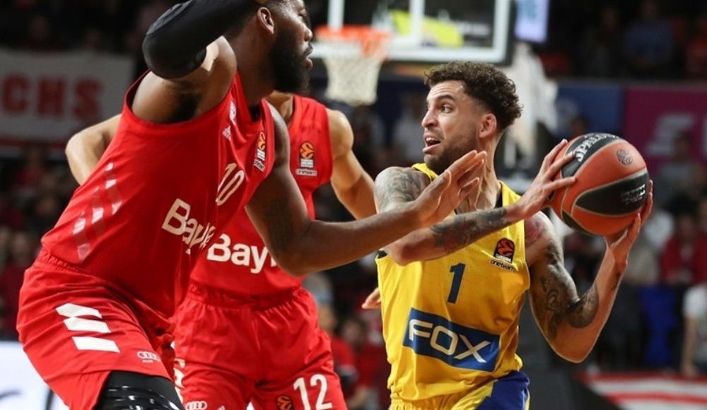Maccabi Fox Wilbekin'in sözleşmesini uzattı