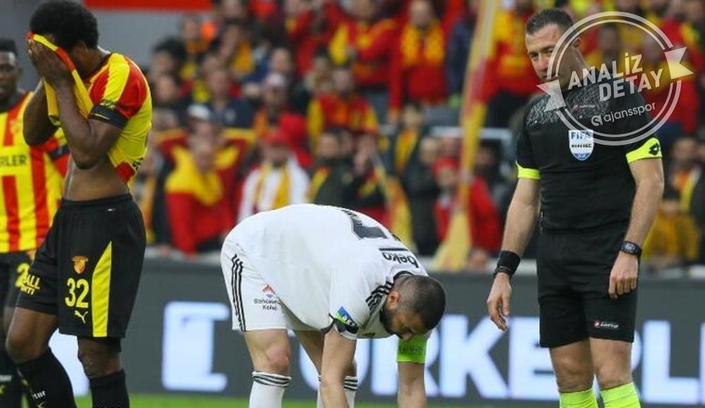 Beşiktaş'ın isyan ettiği Göçek maç alamadı!