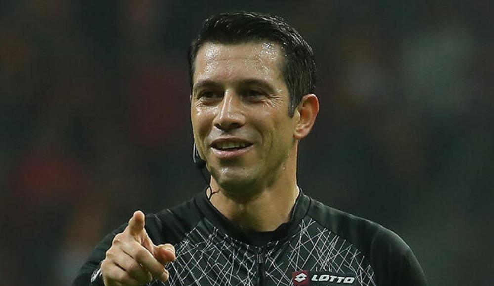 Fenerbahçe - Sivasspor maçının hakemi kim?