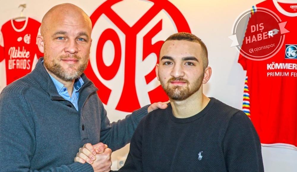 Erkan Eyibil, Mainz'a transfer oldu