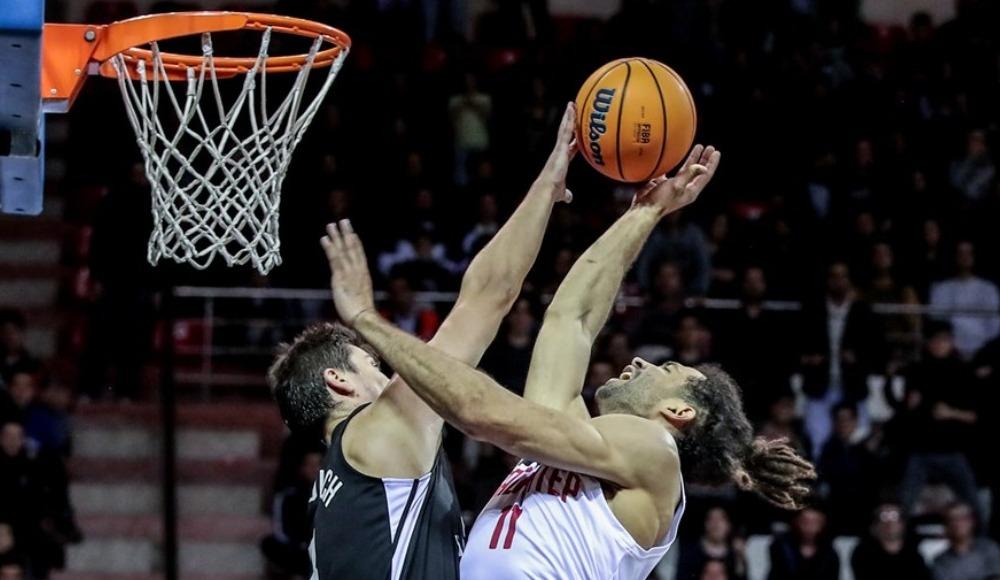 Gaziantep Basketbol, Avrupa'da farklı kaybetti