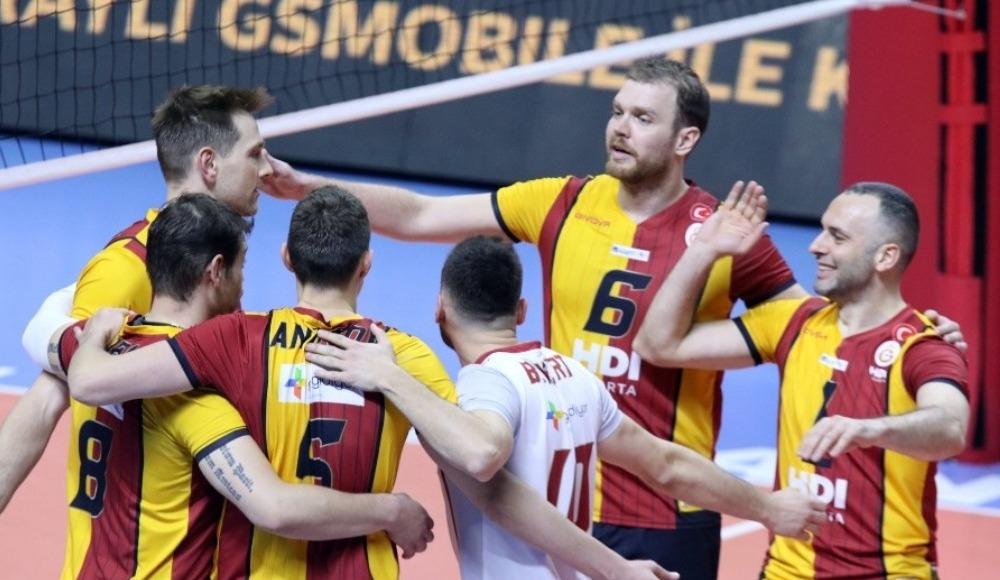 Galatasaray HDI Sigorta tur için avantajı kaptı! 3-0