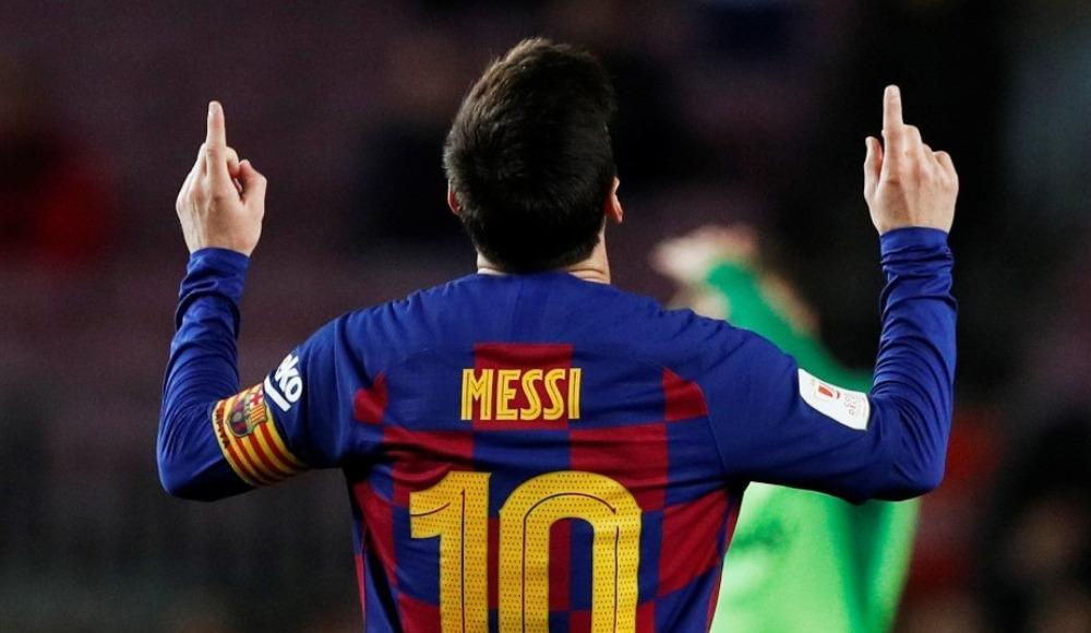 Barcelona, Kral Kupası'nda son 8'de