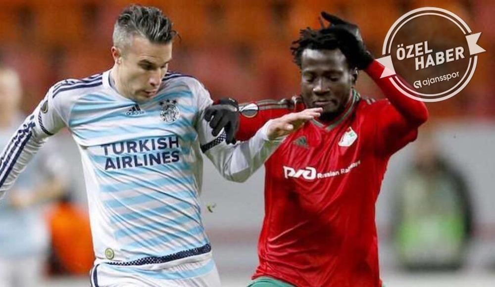 Antalyaspor'da son transfer Delvin N'Dinga