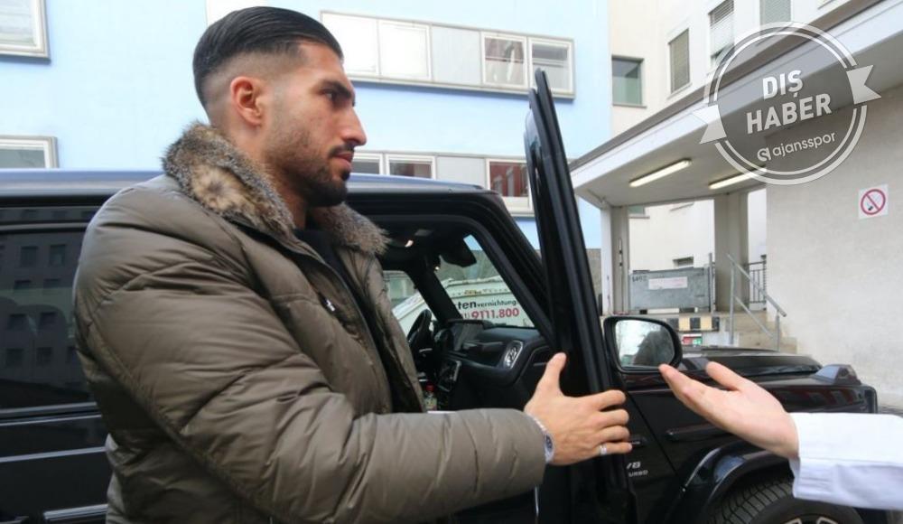 Emre Can, transfer için Almanya'da!