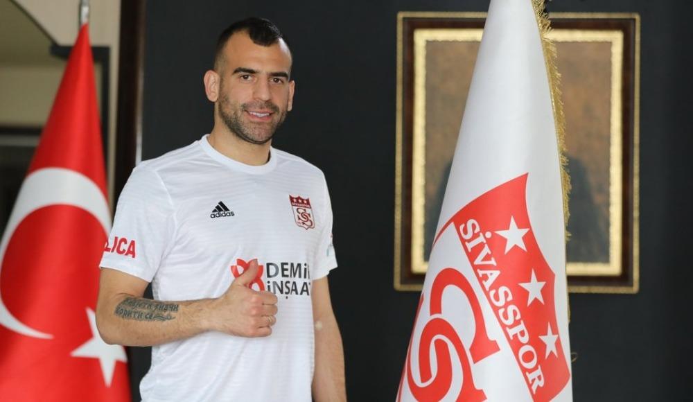 Sivasspor yeni golcüsünü açıkladı