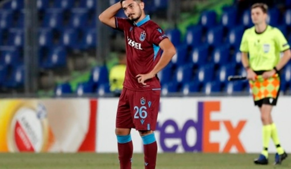 Trabzonspor'da bir isim daha yolcu!