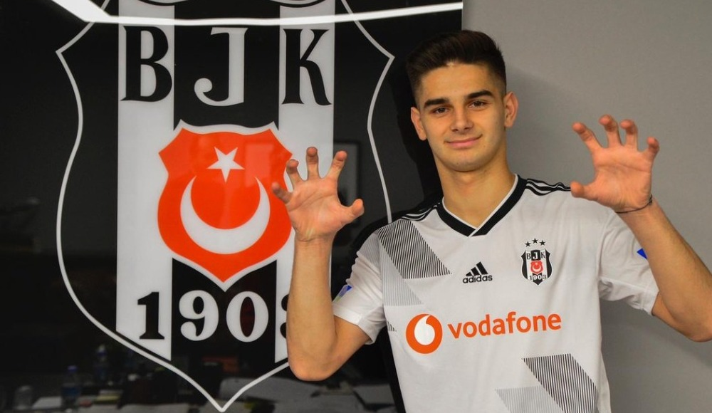 Beşiktaş Ajdin Hasic'i Ümraniyespor'a kiraladı