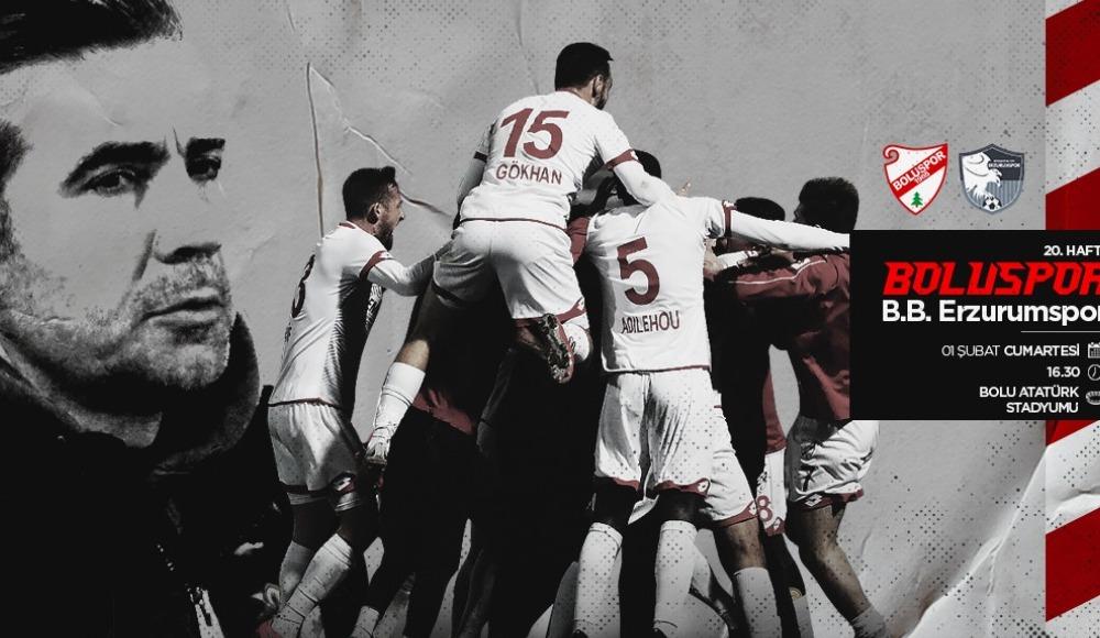 Boluspor - BB Erzurumspor (Canlı Skor)
