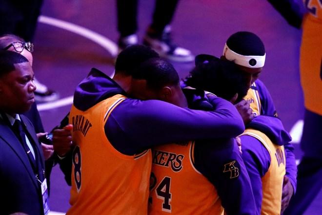 Lebron James'ten Kobe'ye...