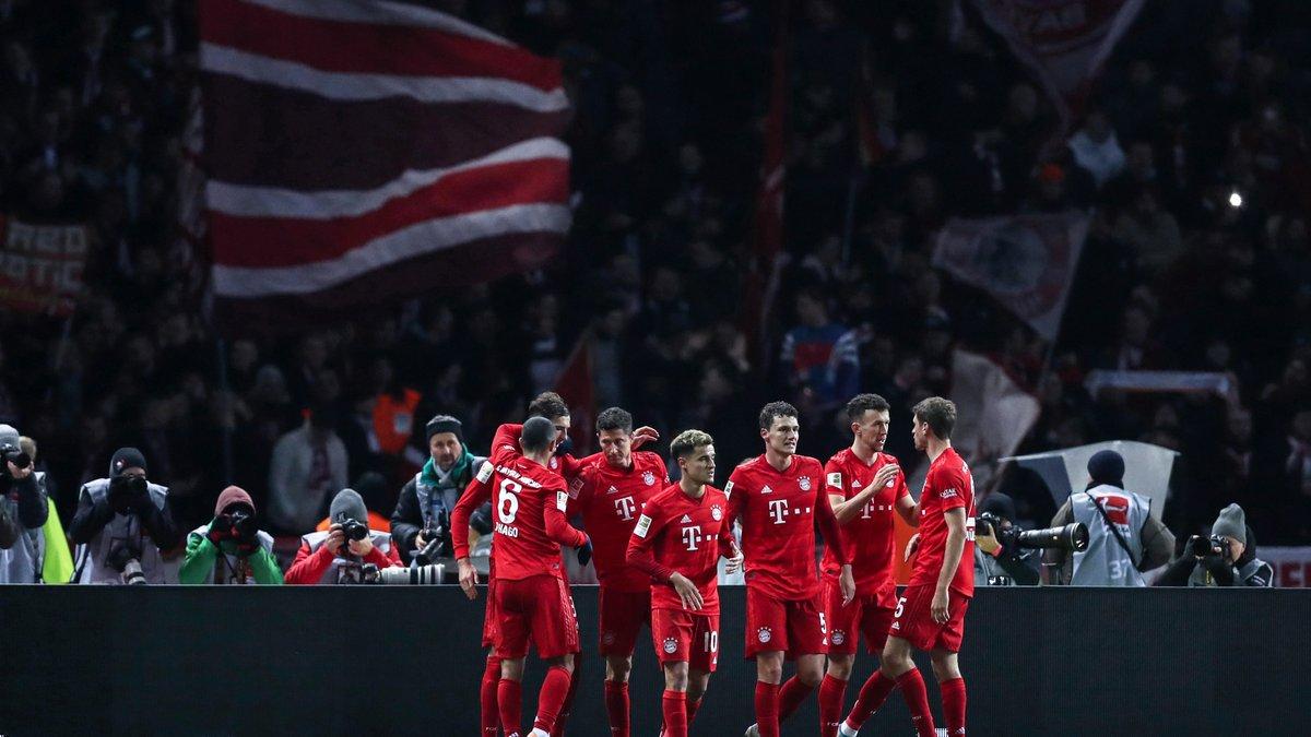 Mainz 05 - Bayern Münih (Canlı Skor)
