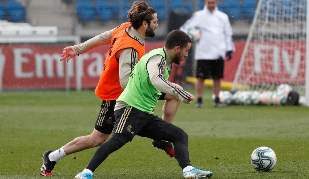 Real Madrid - Atletico Madrid (Canlı Skor)