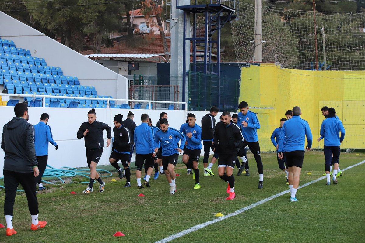Menemenspor -  Fatih Karagümrük maçını hangi kanal yayınlayacak belli oldu