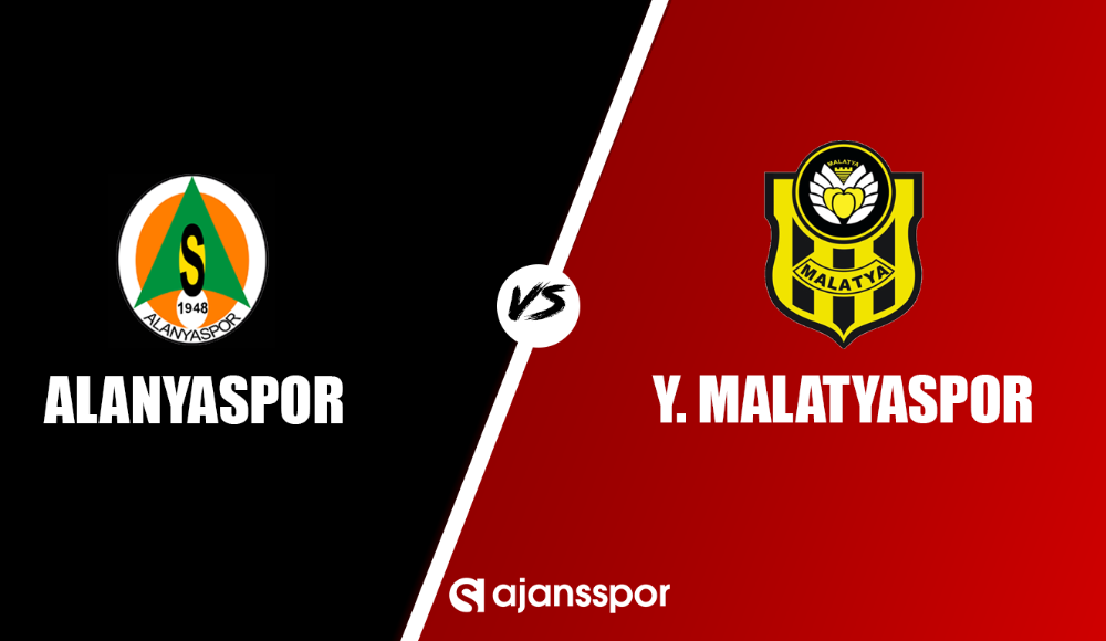 Alanyaspor - Yeni Malatyaspor (Canlı Skor)
