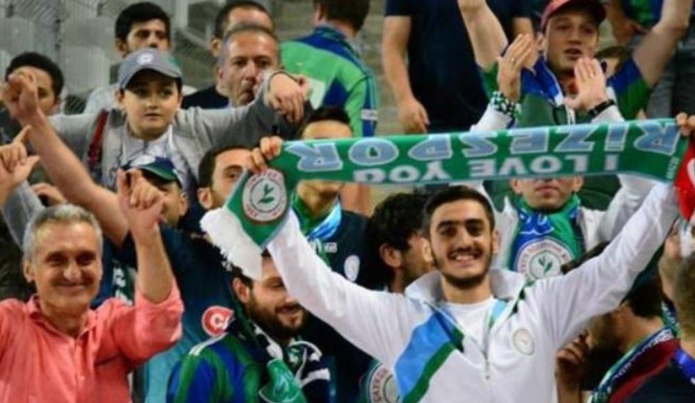 Rize'de Sivasspor göndermesi