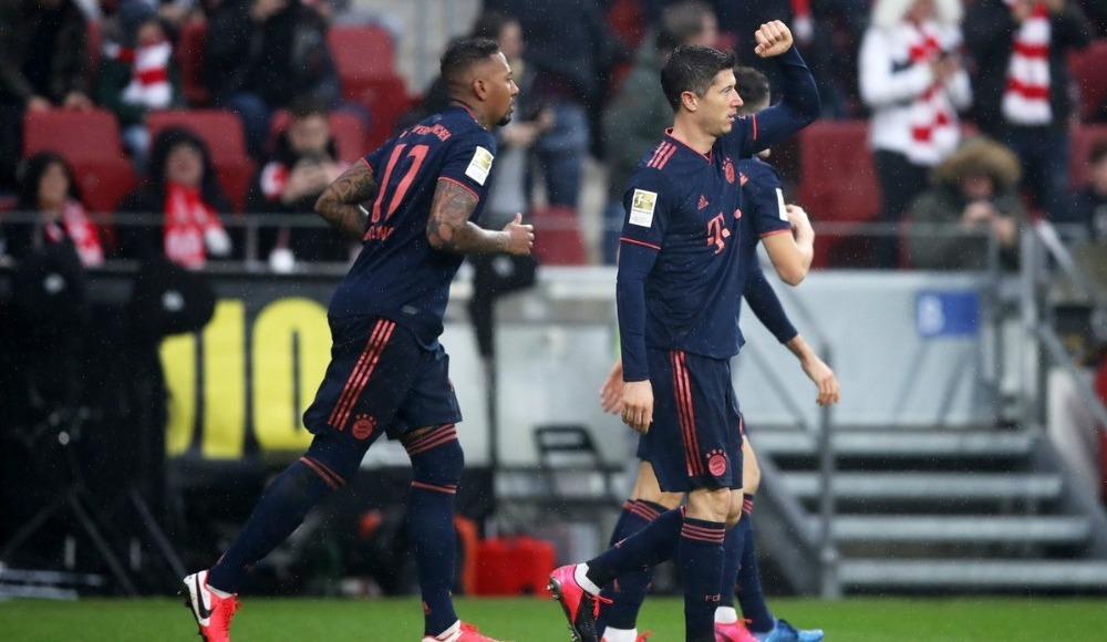Bayern maç fazlasıyla lider!