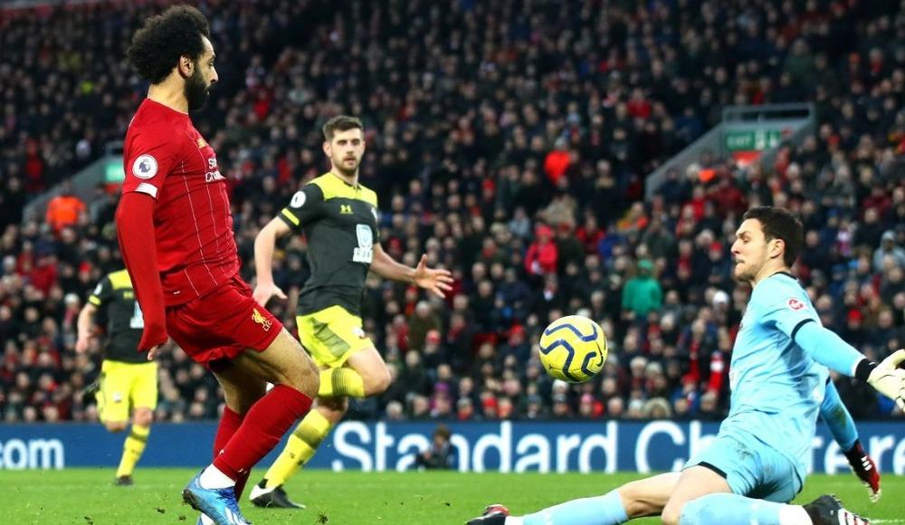 Sen ne yapıyorsun Liverpool!