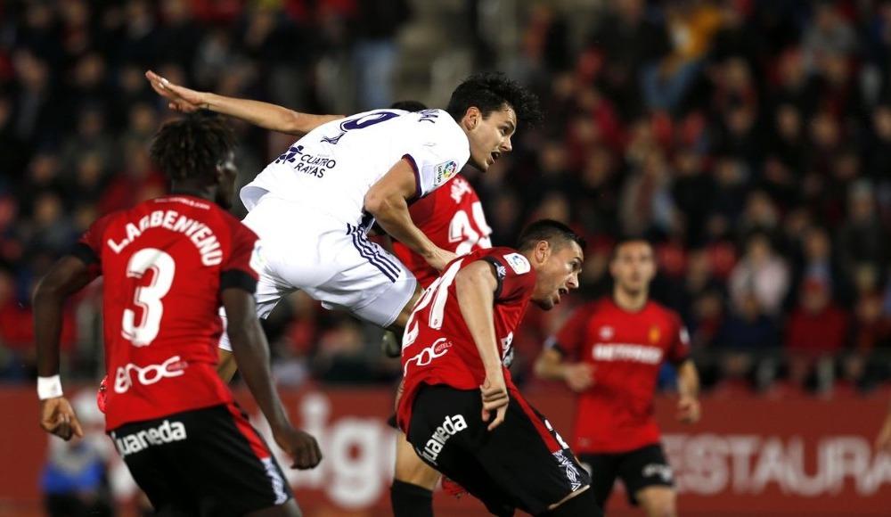 Valladolid, Enes Ünal sayesinde kazandı!