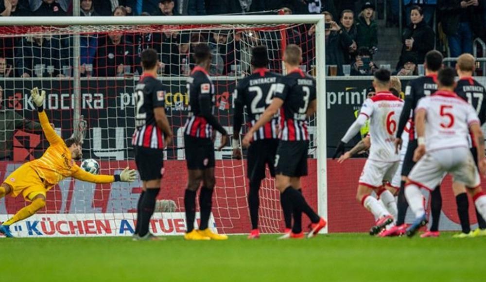 Kaan Ayhan'ın golü galibiyete yetmedi