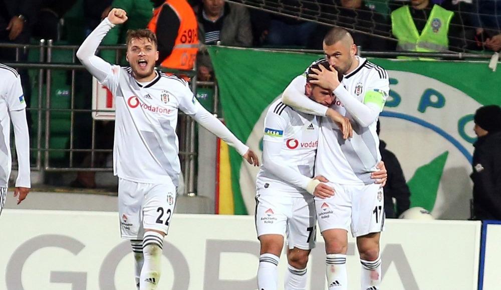Hoş geldin Beşiktaş