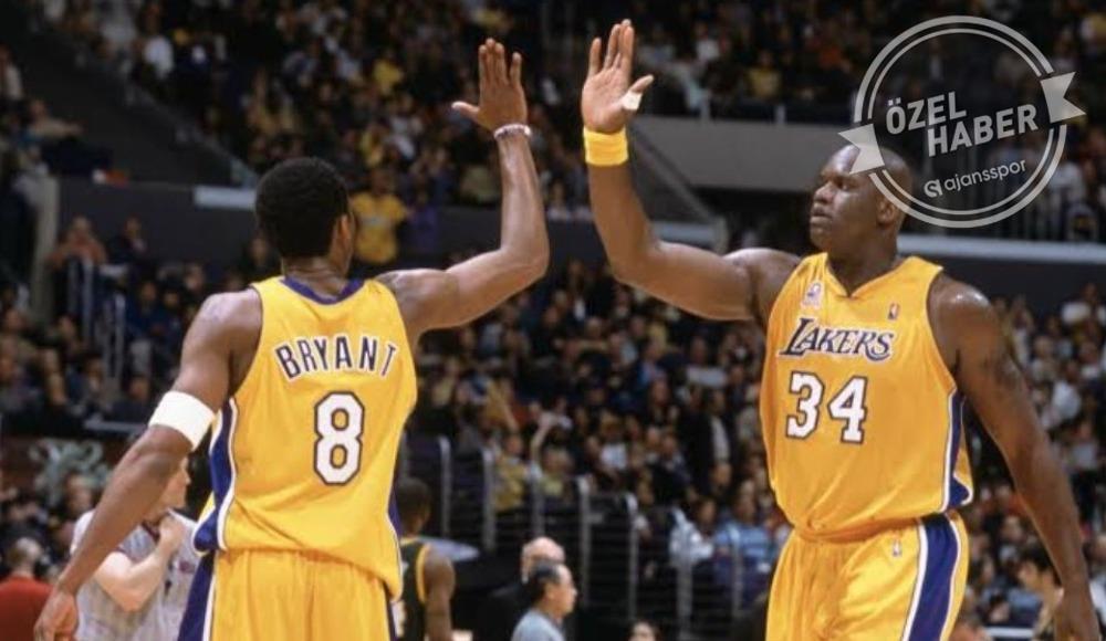 """""""Kobe, Alfa olmak için iki büyük kurtla savaştı"""""""