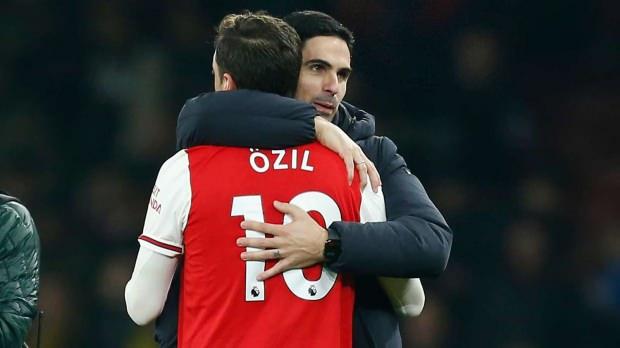 Mesut Özil, Arsenal'de kaç gol attı?