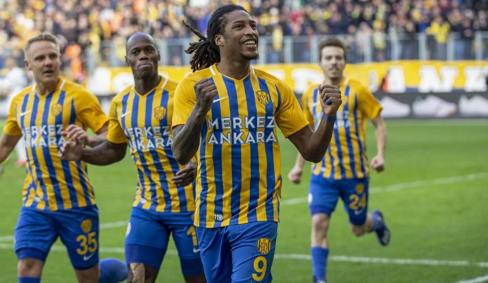 Gerson Rodrigues: 'Gol attığım için mutluyum'