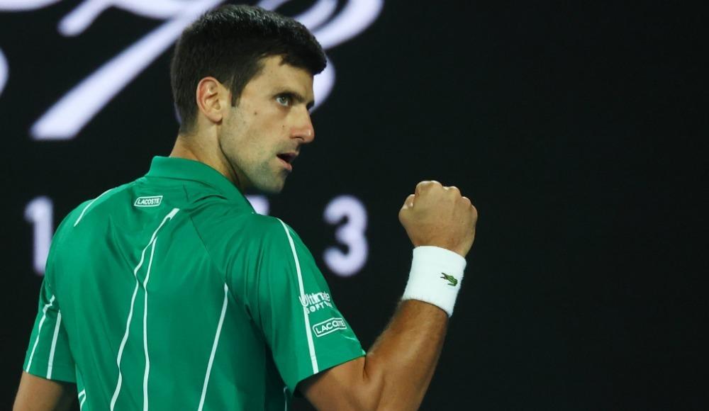 Djokovic ülkesine bağışta bulundu! Nadal ve Federer'den sonra...