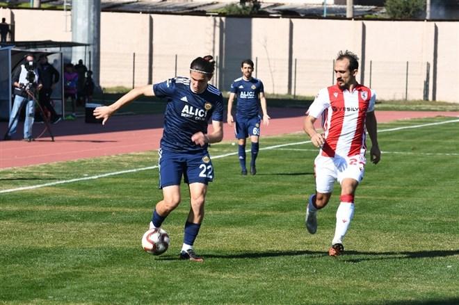 Yılport Samsunspor deplasmanda kazandı! 1-2