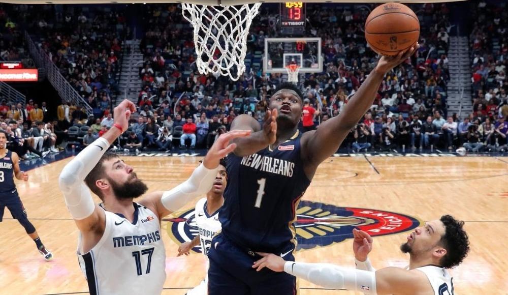 Houston Rockets - New Orleans Pelicans (Canlı Skor)
