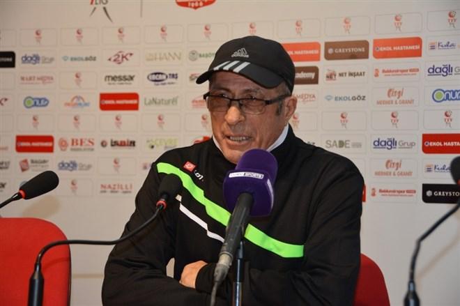 """Mehmet Nuri Adıgüzel: """"3 puan olsaydı tabi ki çok güzel olurdu"""""""