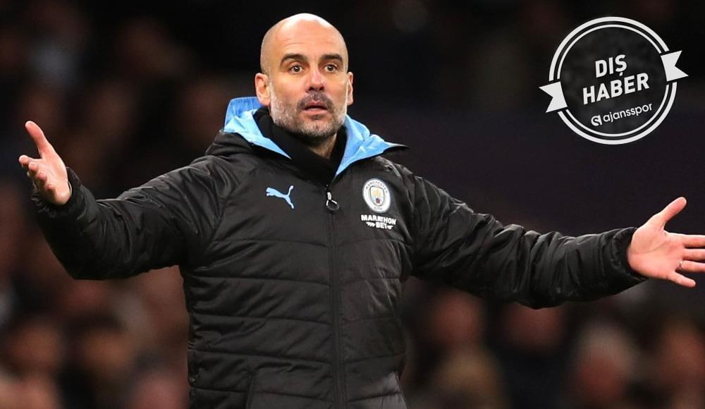 Pep Guardiola mağlubiyete rağmen performanstan memnun!