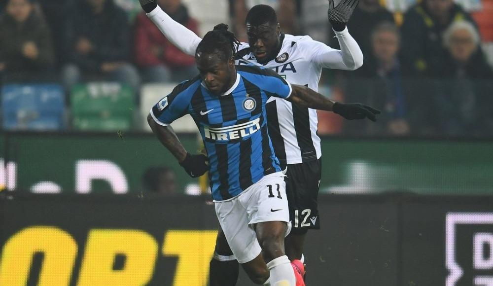 Inter, takibi sürdürdü! 0-2