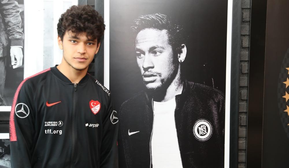 Türkiye'nin Neymar'ı Lille'de