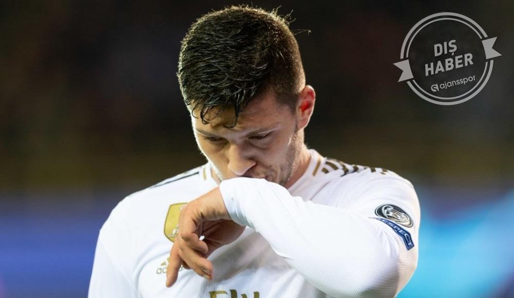 """Luka Jovic: """"Dünyanın en büyük takımı kapınızı sadece bir kez çalar"""""""