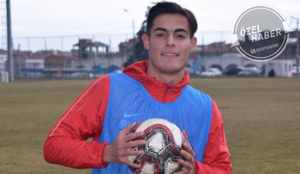 Metehan Altunbaş: 'Maçtan önce gol atacağımı hissediyordum'