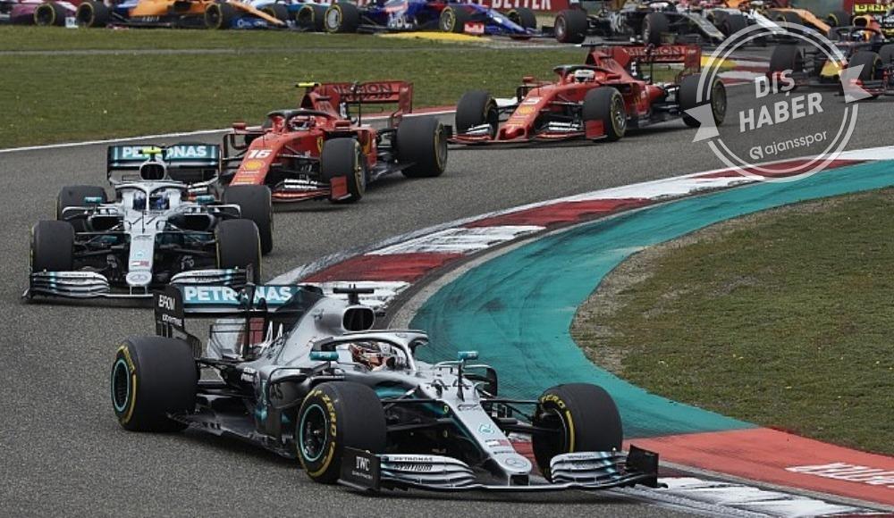Formula 1 de iptal edilebilir