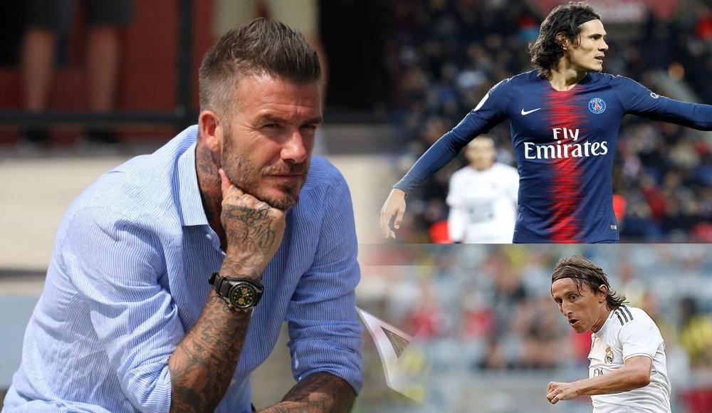 David Beckham'dan flaş transfer hamlesi