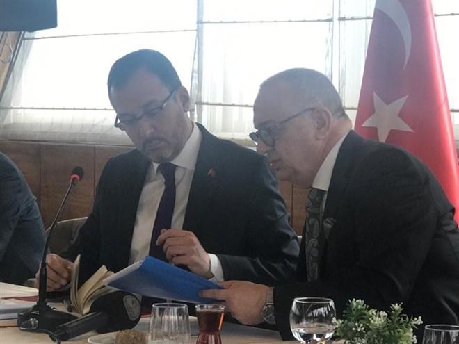 Manisa'ya yeni stat projesi için ilk adım atıldı