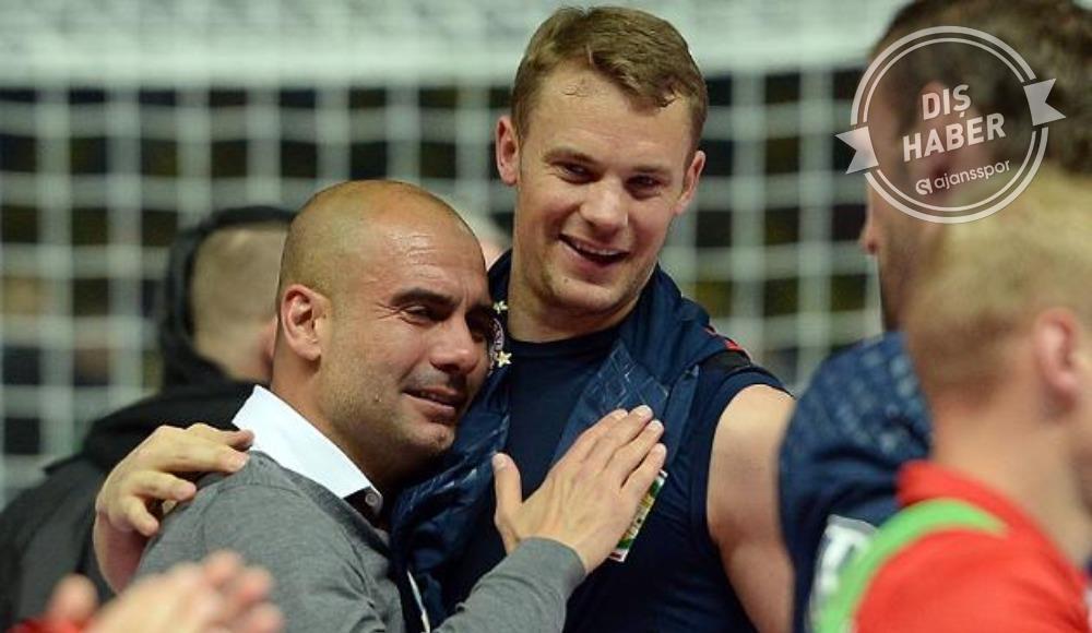 Guardiola'nın çılgın Neuer planı ortaya çıktı
