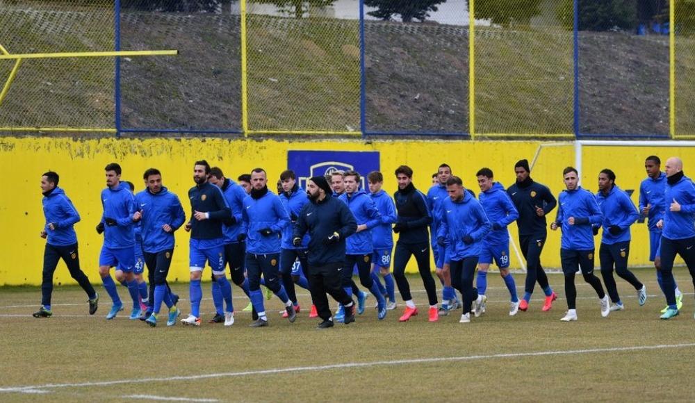 Ankaragücü, BtcTurk Yeni Malatyaspor maçı hazırlıklarına başladı