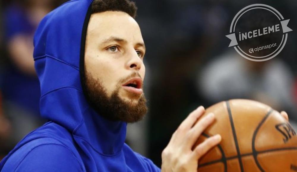 Curry'ye Kevin Durant göndermesi