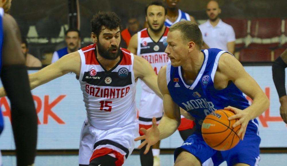 Gaziantep Basketbol, Avrupa'ya veda etti!