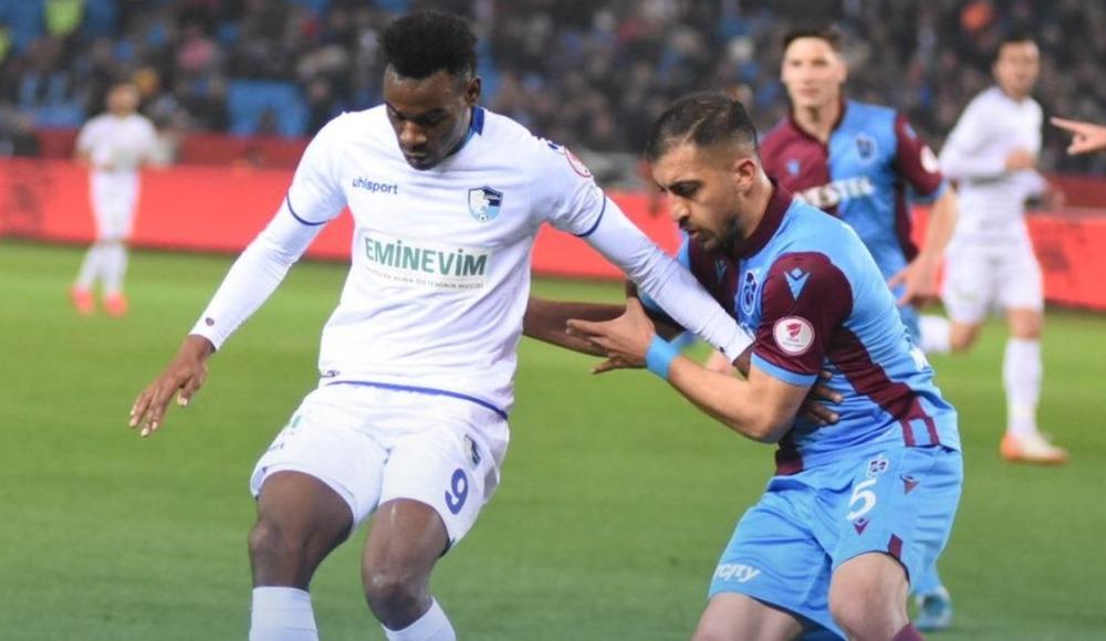 Batuhan ve Rashas Muhammed, Trabzonspor maçını değerlendirdi