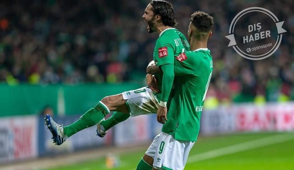 Werder Bremen, çeyrek finalde